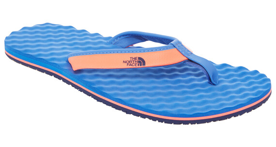 The North Face Base Camp Mini - Chanclas Mujer - naranja/azul